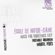 Ensemble Organum, Marcel Pérès: Ecole de Notre Dame - CD