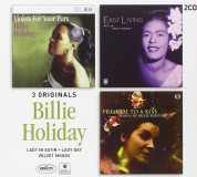 Billie Holiday: 3 Originals - CD