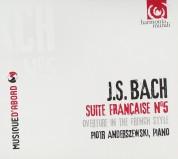 Piotr Anderszewski: J.S. Bach: French Suite No. 5. - CD