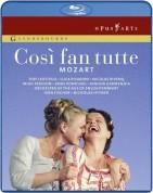 Mozart: Così fan tutte - BluRay