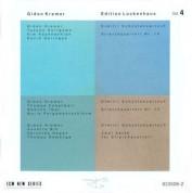 Gidon Kremer, Edition Lockenhaus: Edition Lockenhaus, Vol.4, 5 - Plak