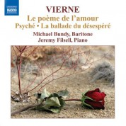 Michael Bundy: Vierne: Le poème de l'amour - CD
