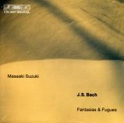 Masaaki Suzuki: J.S. Bach: Fantasias & Fugues - CD