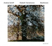 András Schiff: Beethoven Diabelli Variations - CD