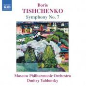 Moscow Philharmonic Orchestra, Dmitry Yablonsky: Tishchenko: Symphony No. 7, Op. 119 - CD