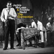 Jackie McLean, Freddie Redd: The Connection + 1  Bonus Track!  (Deluxe Gatefold Edition. Photographs By William Claxton) - Plak