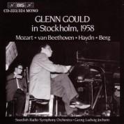 Glenn Gould in Stockholm, 1958 - CD