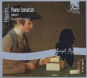 Alain Planès: Haydn: Piano Sonatas - CD