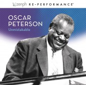 Oscar Peterson: Unmistakable - CD