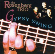 The Rosenberg Trio: Gypsy Swing - CD