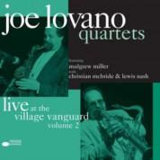 Joe Lovano: Live at the Village Vanguard Vol. 2 - Plak