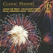 Çeşitli Sanatçılar: Handel: Classic Handel - CD