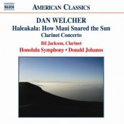 Welcher: Haleakala / Prairie Light / Clarinet Concerto - CD
