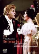 Margarete Ast, Loren Driscoll, Otto Graf, Wiener Philharmoniker, Christoph von Dohnányi: Henze: Der junge Lord - DVD