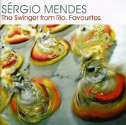 Sergio Mendes: The Swinger From Rio - CD