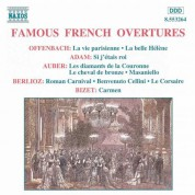 French Overtures (Famous) - CD