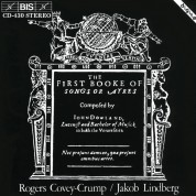 Rogers Covey-Crump, Jakob Lindberg: Dowland - The First Booke of Songs or Ayres - CD