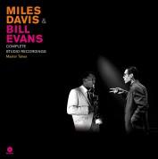 Miles Davis, Bill Evans: Complete Studio Recordings - Master Takes - Plak