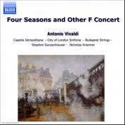 Four Seasons and Other Famous Concerti - CD