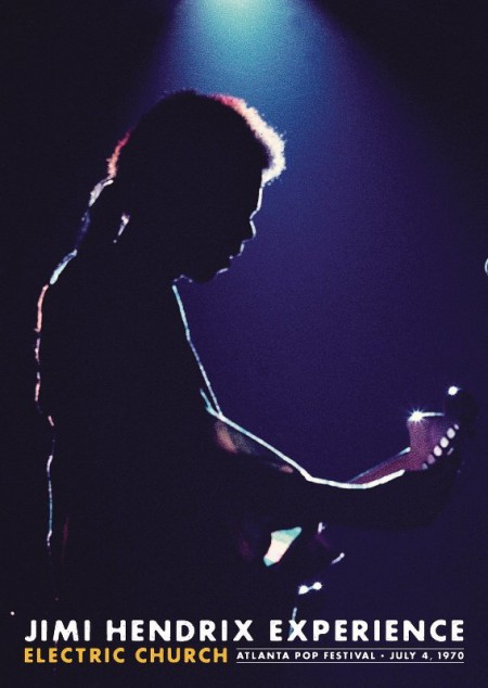Jimi Hendrix Experience: Electric Church - DVD