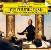 Carlo Maria Giulini, Wiener Philharmoniker: Bruckner: Symphony No. 9 - CD