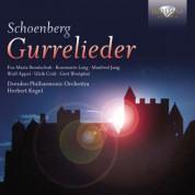 Rundfunkchor Berlin, Rundfunkchor Leipzig, Prager Mannerchor, Dresdner Philharmonie, Herbert Kegel: Schoenberg: Gurrelieder - CD