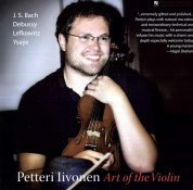 Petteri Iivonen, Kevin Fitz-Gerald: Petteri Iivonen - Art of the Violin - Plak
