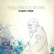 Thelonious Monk: Paris 1969 - CD