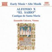 Alfonso X: Cantigas De Santa Maria - CD