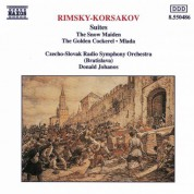 Rimsky-Korsakov: Snow Maiden / Golden Cockerel / Mlada - CD