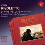 Georg Solti, Anna Moffo, Robert Merrill, RCA Italiana Opera Orchestra: Verdi: Rigoletto - CD
