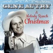 Gene Autry: A Melody Ranch Christmas (White Vinyl) - Plak