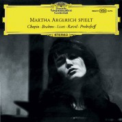 Martha Argerich: Debut Recital - Plak