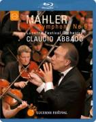Lucerne Festival Orchestra, Claudio Abbado: Mahler: Symphony No.5 - BluRay