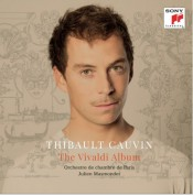 Thibault Cauvin: The Vivaldi Album - CD