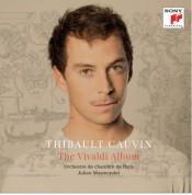 Thibault Cauvin: The Vivaldi Album - CD