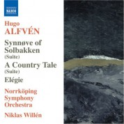 Alfven: Synnove Solbakken / En Bygdesaga / Elegie - CD