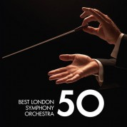 Çeşitli Sanatçılar: 50 Best London Symphony Orchestra - CD