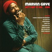 Marvin Gaye: Let's Get It On Live (Red Vinyl) - Plak