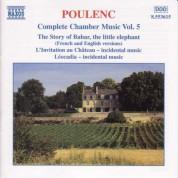 Poulenc: Histoire De Babar (L') / Leocadia - CD
