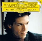 Leonard Bernstein, Thomas Hampson, Wiener Philharmoniker: Mahler: Lieder - CD