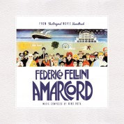 Nino Rota: OST - Amarcord - Plak
