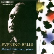 Roland Pöntinen - Evening bells - CD