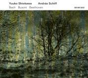 Andras Schiff, Yuuko Shiokawa: Bach, Busoni, Beethoven - CD
