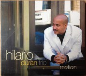 Hilario Duran Trio: Motion - CD
