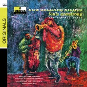 Louis Armstrong: New Orleans Nights - CD