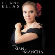 Eliane Elias: Music from Man of la Mancha - CD