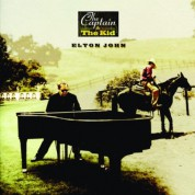 Elton John: The Captain And The Kid - CD