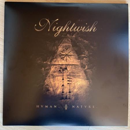 Nightwish: Human. :||: Nature (Coloured Vinyl) - Plak