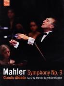 Gustav Mahler Jugendorchester, Claudio Abbado: Mahler: Symphony No.9 - DVD